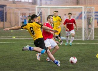 чемпионат «Студспорта» по мини-футболу